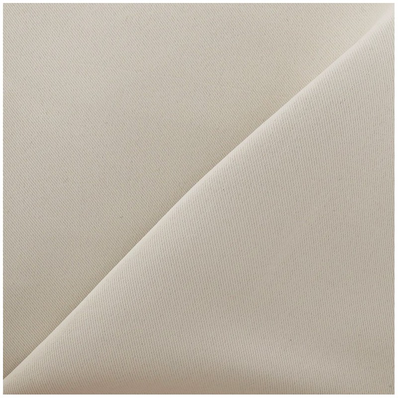 tissus pour rideaux tissu rideau occultant beige. Black Bedroom Furniture Sets. Home Design Ideas