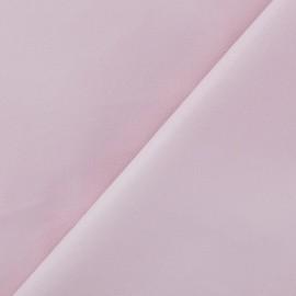 Imitation leather - pale pink x 10cm