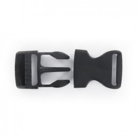 Side release buckle - black