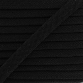 Cordon tubulaire noir