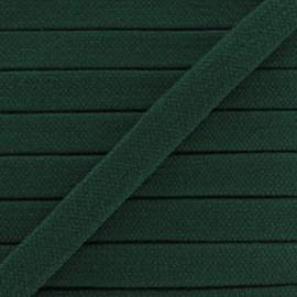 Cordon tubulaire vert prairie