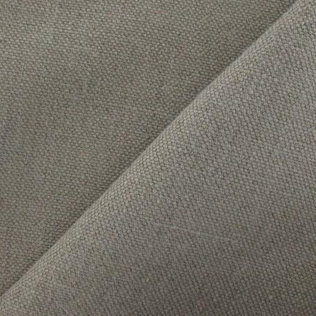 Tissu toile lourde Volga lin naturel x 10cm