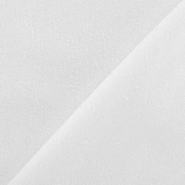 Tissu alèse Lutece blanc x10cm