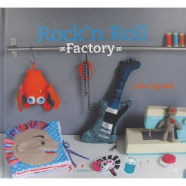 "Livre ""Rock'n Roll Factory"""