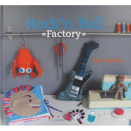 "Book ""Rock'n Roll Factory"""