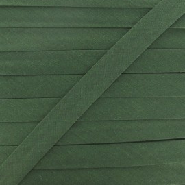 Multi-purpose-fabric Bias binding 20mm - army green