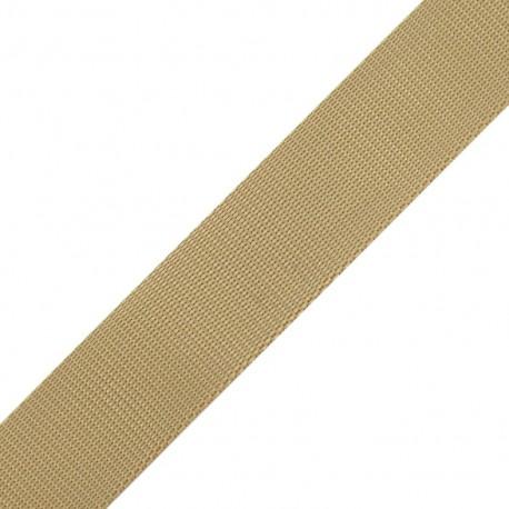 Sangle Polypropylène 40mm beige