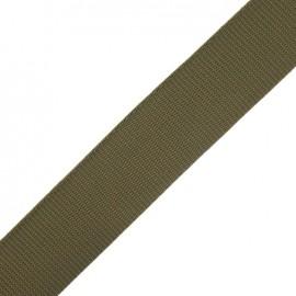 Polypropylene strap - khaki