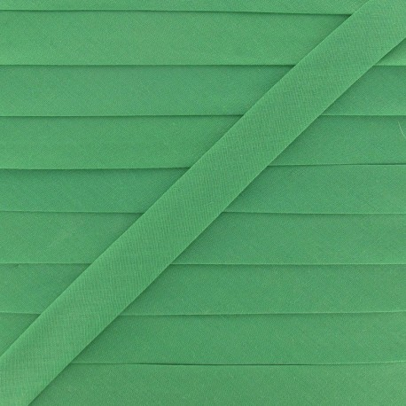 Multi-purpose-fabric Bias binding 20mm - meadow green