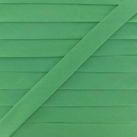Biais Tout Textile vert 20 mm