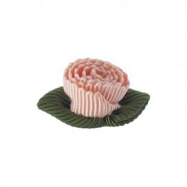 Ottomane Flower to glue/to sew - salmon pink