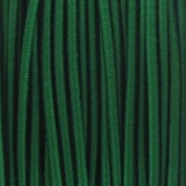 Fil élastique rond 2.5 mm vert