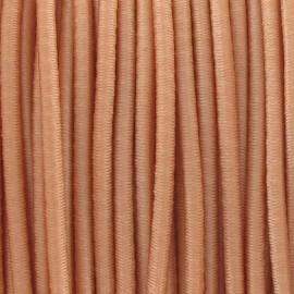 Fil élastique rond 2.5 mm chair