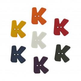 Bouton lettre K