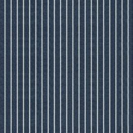 Tissu toile transat Zèbre Noir (50cm) x 10cm