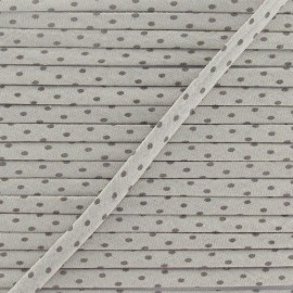 Cord with Dots - Taupe B