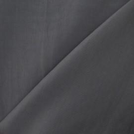 Tissu déperlant gris souris x 10cm