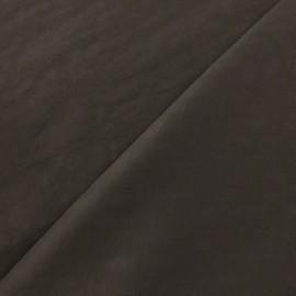 Tissu déperlant chataigne x 10cm