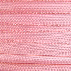 Silky aspect ribbon 4 mm - pink