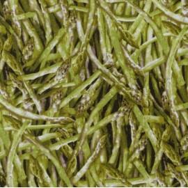 Tissu Farmer's Market asperge x 10cm