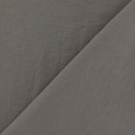Tissu déperlant souple havane x 10cm