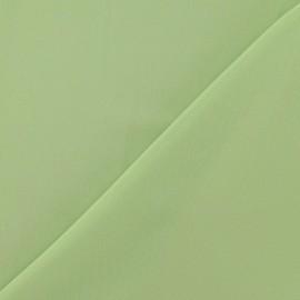 Tissu Mousseline vert d'eau x 50 cm