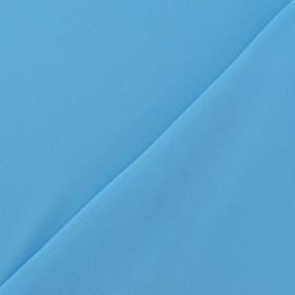 Muslin Fabric - Cyan x 50cm