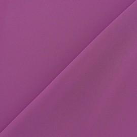 ♥ Coupon 300 cm X 145 cm ♥ Tissu Mousseline prune clair