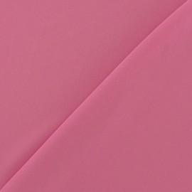 Tissu Mousseline rose barbapapa x 50 cm