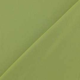Muslin Fabric - Lime Green x 50cm