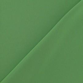 Tissu Mousseline vert mousse x 50 cm