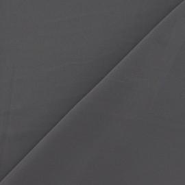 Tissu Mousseline gris x 50 cm