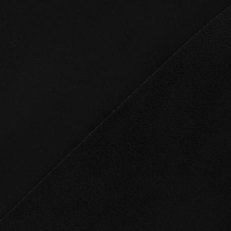 Tissu déperlant nano-tex noir x 10cm