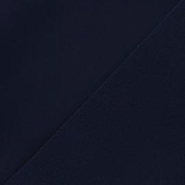 Tissu déperlant nano-tex marine x 10cm
