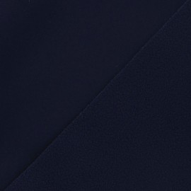 Nano-tex Water-repellent Softshell fabric ? Navy x 10cm