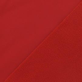 Tissu déperlant nano-tex bourgogne x 10cm