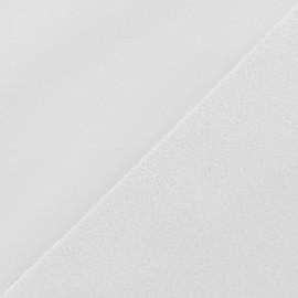 Nano-tex Water-repellent Softshell fabric ? ecru x 10cm
