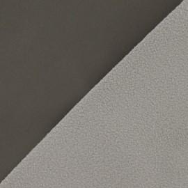 Nano-tex Water-repellent Sofshell fabric ? Beige x 10cm