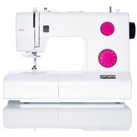 Sewing Machine Smarter 160S PFAFF - pink/white