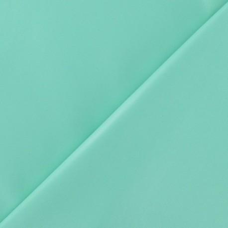 Flexible imitation leather - green sea x 10cm