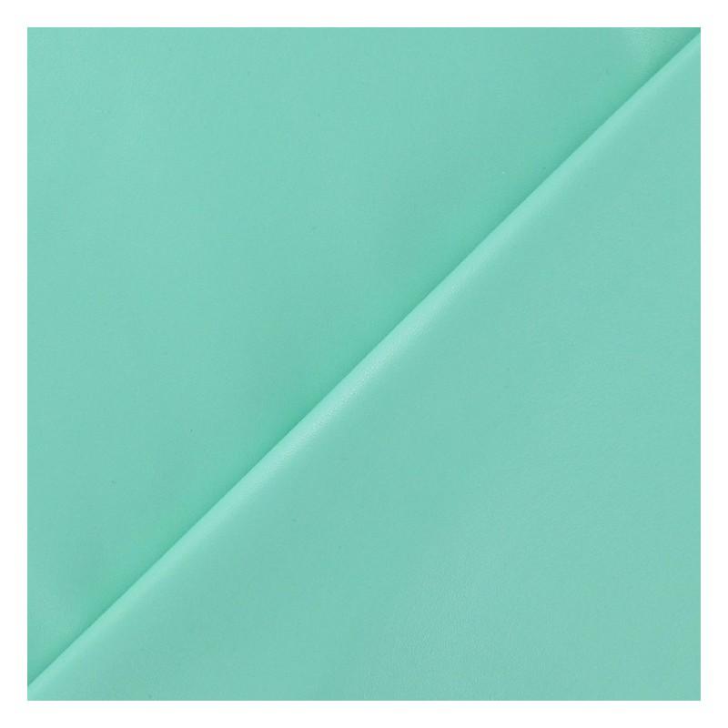 simili cuir souple vert d 39 eau. Black Bedroom Furniture Sets. Home Design Ideas