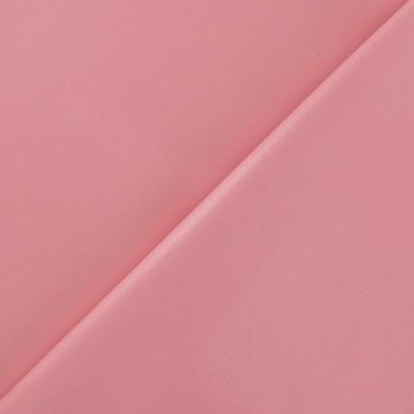 Flexible imitation leather - pink x 10cm