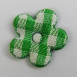Fleur Vichy vert