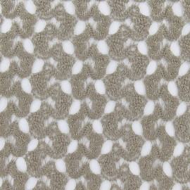 Lace Fabric - Golden x 10cm