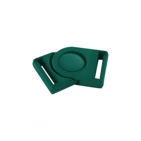 Swivel buckle attachment for bumbag - meadow green