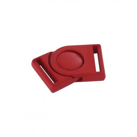 Swivel buckle attachment for bumbag - red