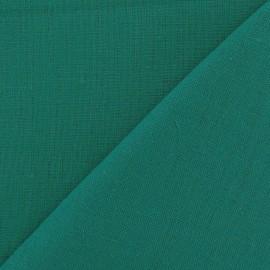 Linen Fabric - Lagoon x 10cm