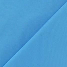 Mat Lycra Gabardine Fabric - Sky blue x 10cm