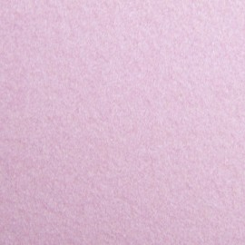 Velvet effect Fusible sheet - pink