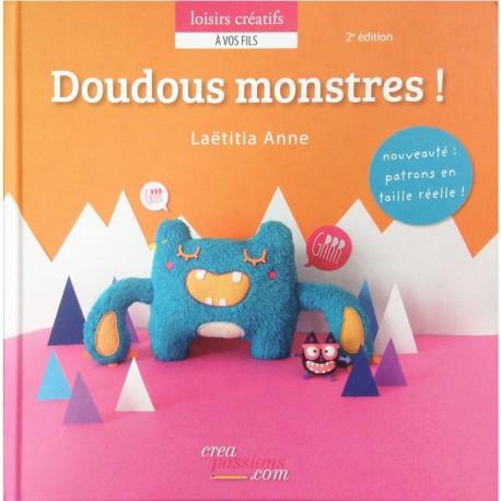 """Book """"Doudous monstres"""""""
